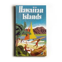hawaiian islands book