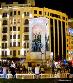 Taksim Square. http://www.kalofagas.ca/2012/10/31/antiochia-beyoglu/