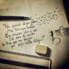 Não Aprendi Dizer Adeus - Leonardo (Composição: Joel Marques)
