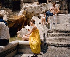 Charles H. Traub ha fotografato l'Italia che non c'è più   VICE Italia Roma, 1981