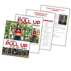 Women CAN do pull-ups. This simple guide is designed to show you exactly how to achieve one.