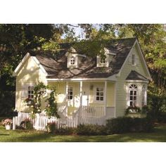 La Petite Maison Coral Gables Cottage Playhouse