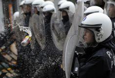 Marcha contra los recortes, Bruselas   Fotogalería   Internacional   EL PAÍS