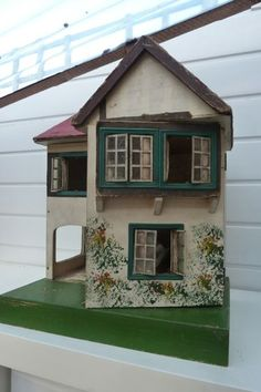Tri-ang Dolls House  Metro-Land  suburban style c.1937