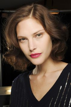 Wow, don't you adore #CatherineMcNeils Shorter Cut, too? #Beauty