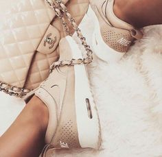 Nude Sneakers - Shop Now More