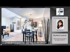 2749 Barrington Las Vegas 89117 - YouTube