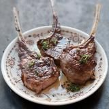 Grilled Lamb Chops with Tzatziki Sauce Recipe | SAVEUR