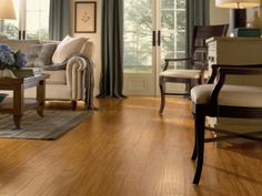 Laminate flooring is a manufactured kind of flooring made of composite wood that is pressed under high temperature. The top surface is covered with printed design of any kind of wood that you prefer and laminated for protection. The effect is flooring with the looks of hardwood. Without inspecting the material closely, no one could tell that your flooring is not really hard but is just laminate flooring.