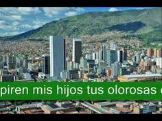 Himno de Antioquia Con letra. Colombia, News, Lyrics