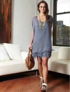 Baci dress NYC