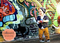 Graffiti!! fun toddler shoot  boys will be boys