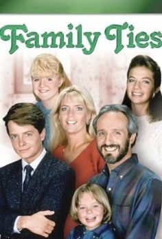 Family Ties- I love old 80's TV shows (: