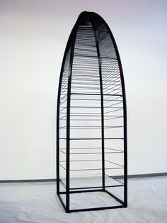 .glass shelves | Gradient by Ka-Lai Chan