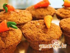 Havuçlu Tarçınlı Kek, Cake Recipes, Kekler, Kek Tarifleri, www.yemekevi.tv, www.facebook.com/YemekeviTV, www.twitter.com/yemekevitv, www.youtube.com/user/fvayni