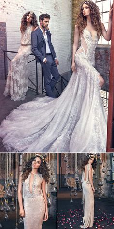 """We've got good news for you lovelies! The time is finally here and Galia Lahav is releasing their much anticipated collection, """"Les Reves Bohemians""""! The collection consists of 15 brand new designs all inspired by romantic bohemian fairy tales! Read on and get ready to swoon!   About the Collection The dresses are abundant …"""