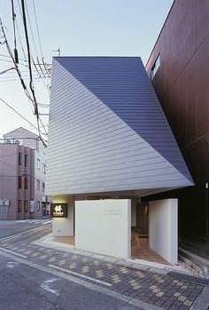 Tamakichi Mochiten in Tsu, Japan (2012) / designed by Nakahira Architects