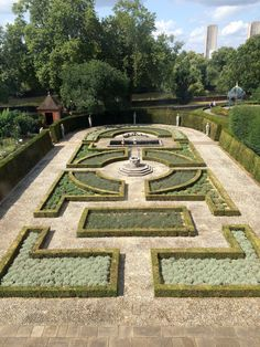 Our business manager, Richard Norris, just returned from a trip rambling around the bucolic countrysides of England. Let him share it:When visiting a garden, most folks' pulse slows,. Formal Garden Design, Formal Gardens, Landscape Architecture, Stepping Stones, Countryside, New Homes, Magic, Walkways, Photo And Video