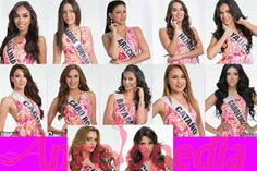 Road to Miss World Puerto Rico 2016