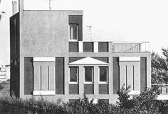 Arqueología del Futuro: 1972 Casa Rosato [GRAU Massimo Martini + Giampietro Patrizi] HIPERGRÁFICA