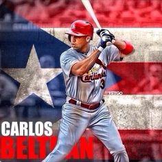Puerto Rican Men, Puerto Rican Culture, Baseball Playoffs, Baseball Star, Cardinals Baseball, St Louis Cardinals, Carlos Beltran, School Is Over, 3 Strikes