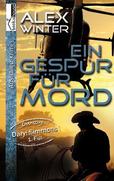 Mein Buchtipp: Ein Gespür für Mord - Detective Daryl Simmons 1. Fall, bookshouse Verlag