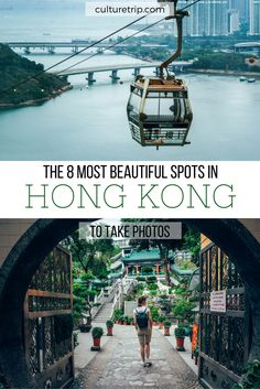 The 8 Most Beautiful Spots To Take Photos In Hong Kong