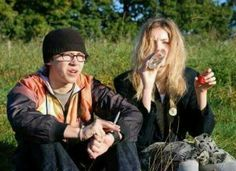 Skins (first generation) - Sid and Cassie