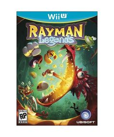 Rayman Legends Wii U - read the review at http://second-generation.com/?p=80
