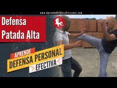 Defensa Personal en La Calle, Técnicas Krav Maga en Español. Defensa en Un Bar. - YouTube