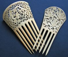 chinese hair combs for women | Barbaraanne's Hair Comb Blog | A Community of Scholars | Page 6