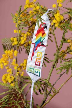 Bead Loom Designs, Bead Loom Patterns, Beaded Jewelry Patterns, Beading Patterns, Stitch Patterns, Beading Projects, Crochet Projects, Bracelet Festival, Cross Stitch Owl