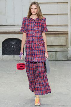 Chanel Spring 2015 Ready-to-Wear - Collection