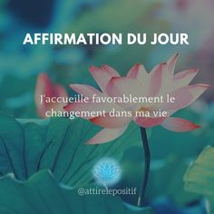 Attirelepositif sur Instagram : ➡️ Suivez notre page @attirelepositif pour plus de lumière ! ✨ ___ #affirmation #affirmationpositive #loidelattraction #yoga #méditation… Vie Positive, Positive Attitude, Image Club, Affirmations Positives, Gratitude, Mindfulness, Positivity, Mantra, Motivation