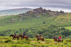 Dartmoor hotels, ponies and where to eat, Devon (Condé Nast Traveller)