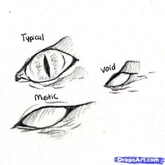 28 ideas eye painting tutorial step by step how to draw Dragon Eye Drawing, Realistic Eye Drawing, Dragon Sketch, Dragon Art, Dragon Drawings, Eye Drawings, Drawing Faces, Drawing Techniques, Drawing Tips