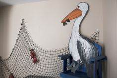 Decoration ideas for Ocean Commotion VBS 2016
