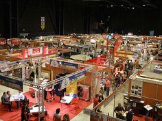 """Hildesheim auf Freizeitmesse """"Foire Exposition d'Angoulême"""" vertreten - http://k.ht/4Qi"""