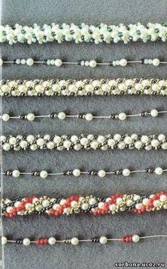 Turkish bead crochet pattern