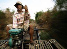 Slate | Take a ride on Cambodia's bamboo train