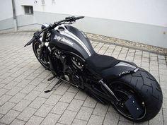 Extreme Harley Davidson V-Rod