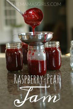 Visit the post for more. Pear Recipes, Gourmet Recipes, Gourmet Foods, Canning Soup Recipes, Pear Preserves, Toast Toppers, Canning Pears, Pear Jam, Homemade Rolls
