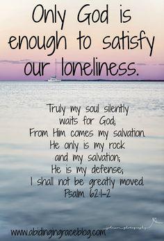 Honest Moments - I Am Lonely www.abidingingraceblog.com