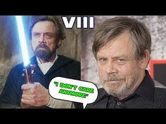 Mark Hamill DOESN'T CARE to be in Star Wars Anymore - Star Wars News Explained - YouTube