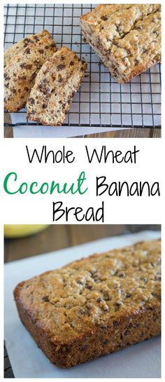Whole Wheat Coconut