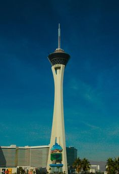 The 11 Best Burger Joints in Las Vegas: Top of the World at the Stratosphere Hotel