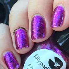 Lilypad Lacquer FANTASIA***Very high priority!!****