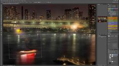 How to create realistic fog and haze in photoshop