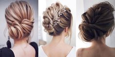 Wedding updos have been the top hairstyle picks among brides of all ages worldwide. This phenomenon is easy to explain: updos are not only practical,...