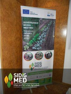 #EUProject #ENPICBCMED #UrbanAgriculture #SocialFarming Governance Model Meeting. #SIDIGMEDProject